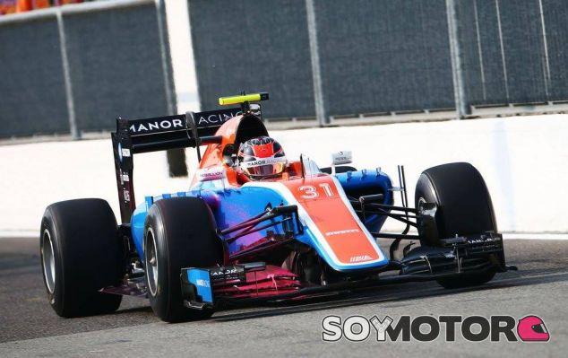 Esteban Ocon en Italia - LaF1