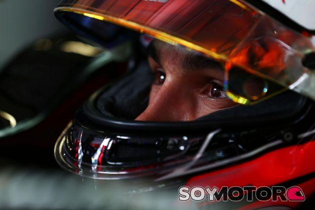 Ocon espera luchar con Verstappen en F1 - SoyMotor