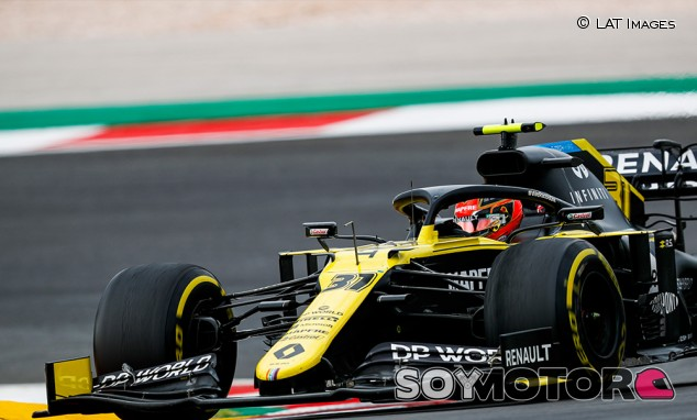 Renault en el GP de Portugal F1 2020: Domingo - SoyMotor.com