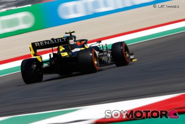 Renault en el GP de La Toscana F1 2020: Sábado - SoyMotor.com