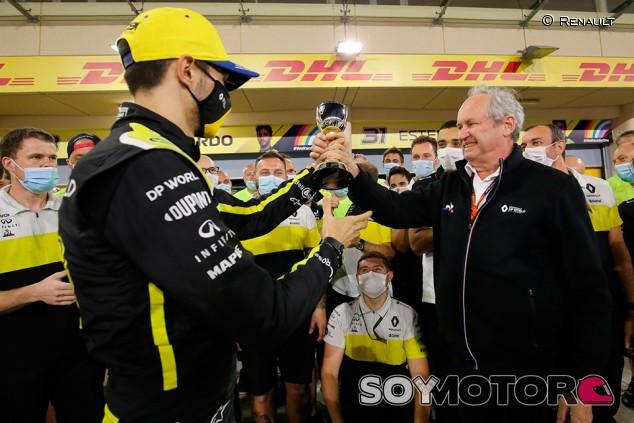 OFICIAL: Jérôme Stoll deja la presidencia de Renault Sport Racing - SoyMotor.com
