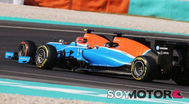 Esteban Ocon y Pascal Wehrlein en Malasia - LaF1