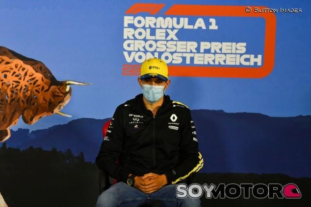 Ocon prefiere a Alonso antes que a Vettel como compañero - SoyMotor.com