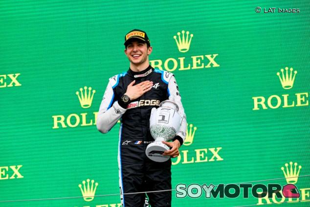 """Prost, sobre Ocon: """"Una vez que ganas en F1, entras en una dimensión diferente"""" - SoyMotor.com"""