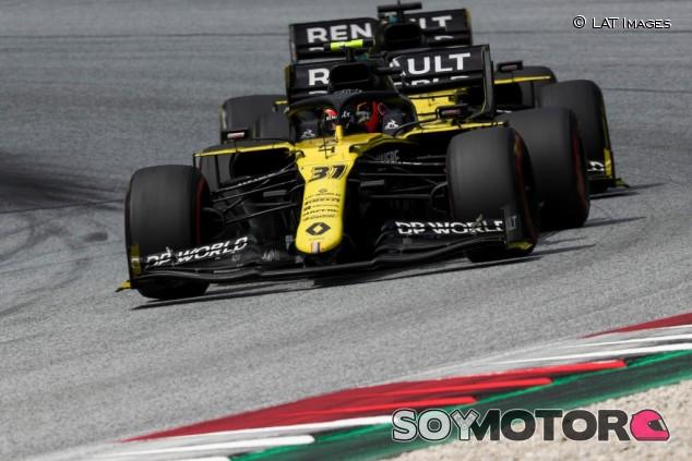 Renault en el GP de Hungría F1 2020: Previo - SoyMotor.com