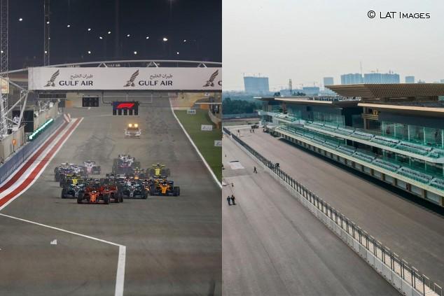 OFICIAL: los Grandes Premios de Baréin y Vietnam, aplazados - SoyMotor.com