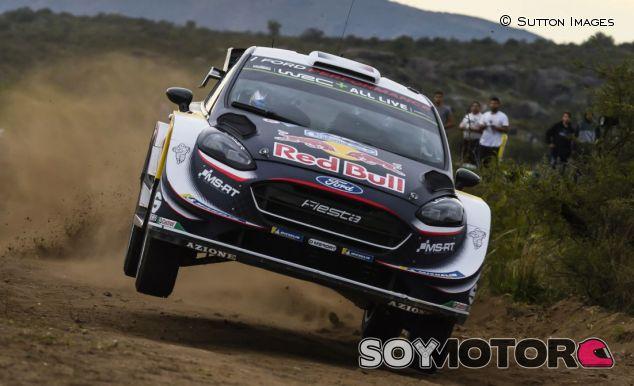 Sébastien Ogier en el Rally de Argentina 2018 - SoyMotor.com