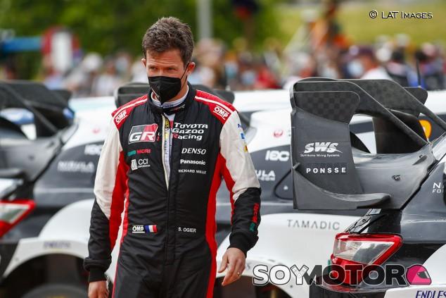 Ogier quiere ser el 'piloto comodín' de Toyota: rallies sueltos, Le Mans... - SoyMotor.com