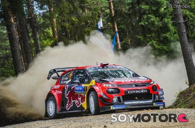 Citroën llevará una evolución de motor al Rally de Alemania - SoyMotor.com