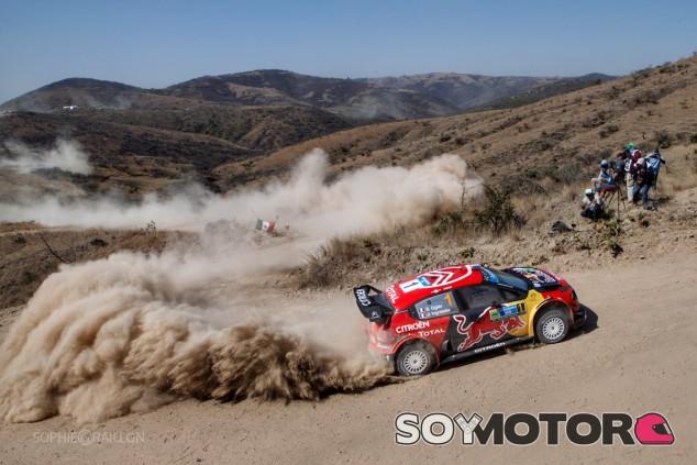 Rally México 2019: Ogier domina con polémica - SoyMotor.com