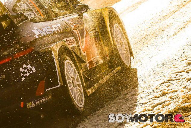 Sébastien Ogier en Monte-Carlo - SoyMotor