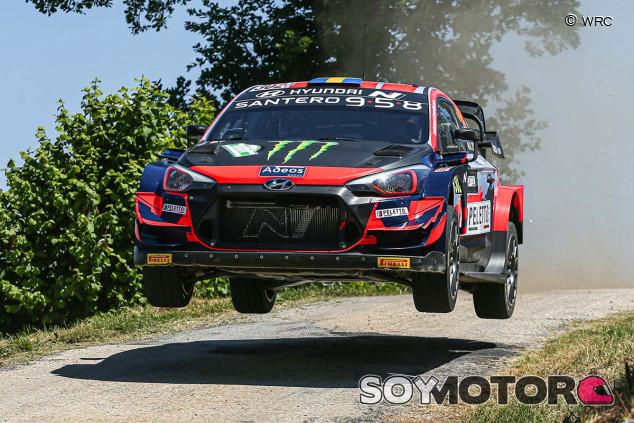 Primera victoria de Oliver Solberg con un WRC... y confirmado para el Safari - SoyMotor.com
