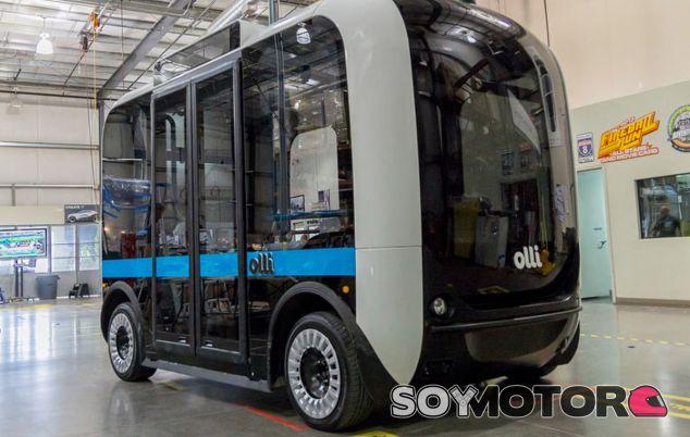 Prototipo de autobús autónomo y eléctrico viable para el sistema de movibilidad propuesto en Helsinki - SoyMotor
