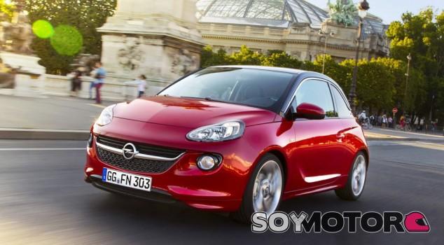 Opel Adam Jam 1.2 - SoyMotor