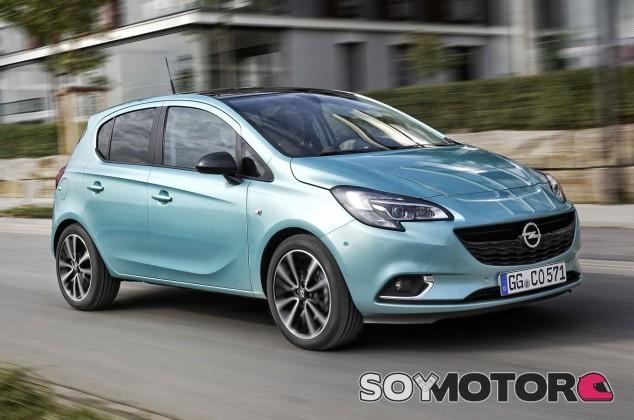 Opel Corsa Eléctrico 2019 - SoyMotor.com