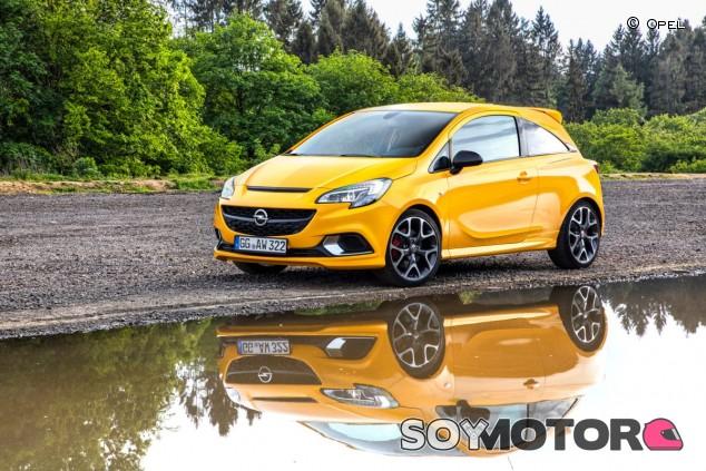 Opel Corsa GSi 2018: con chasis del OPC pero sólo 150 caballos - SoyMotor.com