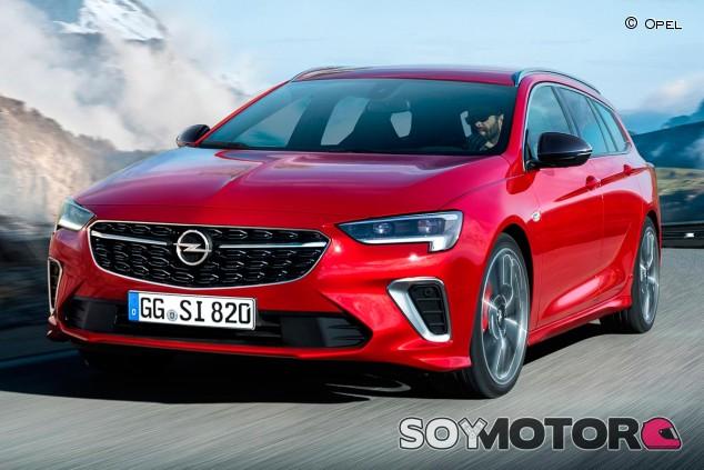 Opel Insignia 2020 - SoyMotor.com