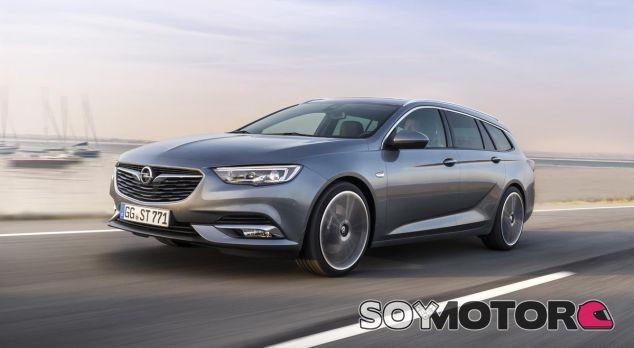 El nuevo Opel Insignia Grand Sport es 200 kilos más ligero que su antecesor - SoyMotor