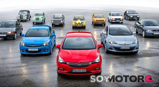 Estas 12 versiones representan a la perfección la dilatada historia del Opel Kadett - SoyMotor