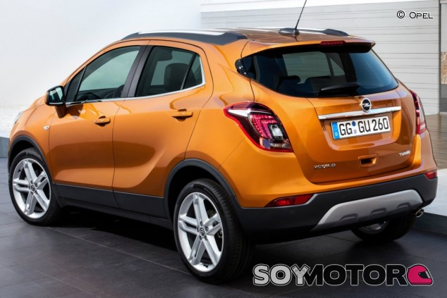 Opel Mokka X 2020: dejará Zaragoza para fabricarse en Francia - SoyMotor.com