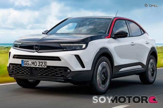 Opel Mokka 2021 - SoyMotor.com