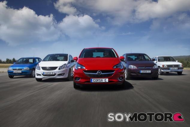 El Opel Corsa eléctrico se fabricará exclusivamente en Figueruelas - SoyMotor.com