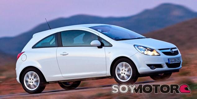 Opel Corsa 1.3 CDTI: el más barato de mantener - SoyMotor.com