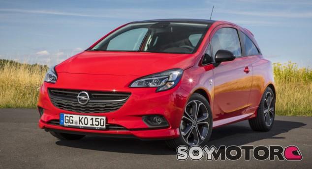 Opel Corsa S - SoyMotor.com