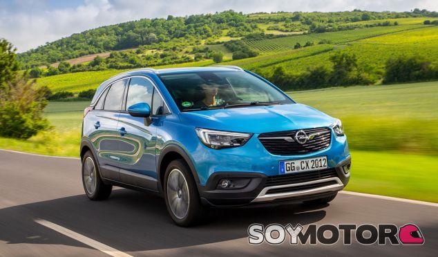 Opel Crossland X 2018 - SoyMotor.com