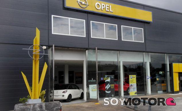 Concesionario Opel en España - SoyMotor
