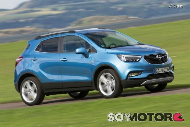 Opel Mokka X: un B-SUV de aroma claramente alemán - SoyMotor.com