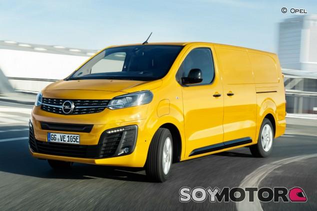 Opel Vivaro-e 2020: hasta 330 kilómetros de transporte sin emisiones - SoyMotor.com