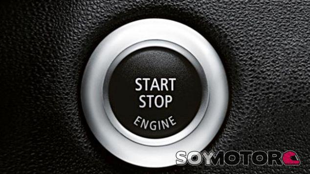 Botón de arranque Start & Stop - SoyMotor.com
