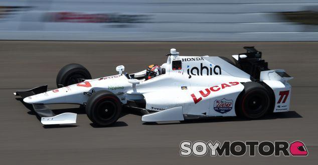 Servià y Alonso pudieron ser compañeros en las 500 Millas de Indianápolis - SoyMotor.com