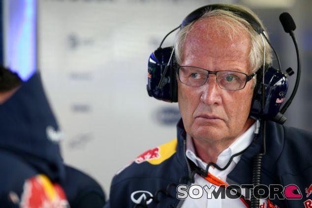 Marko espera encontrar la solución tras la carrera en Austin - LaF1