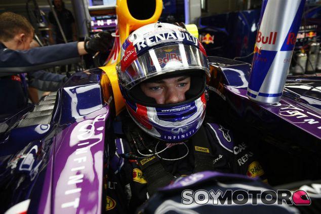 Gasly, nuevo piloto reserva de Red Bull - LaF1