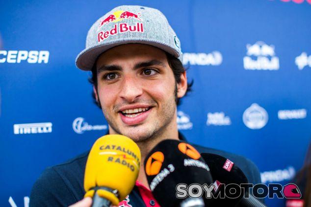 Carlos Sainz sueña con ser campeón del mundo con Red Bull - LaF1