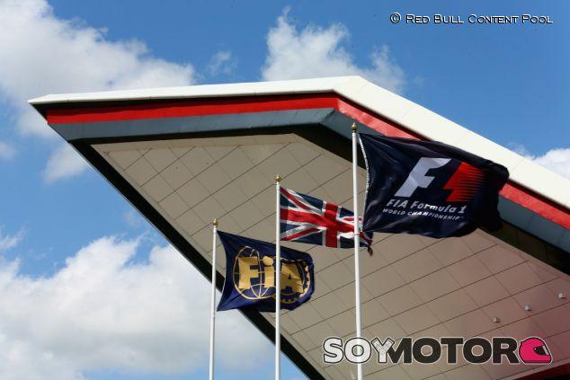Silverstone acogerá la Fórmula 1 hasta 2026 - LaF1