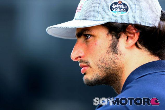 Carlos Sainz quiere volver a acabar una carrera en Monza - LaF1