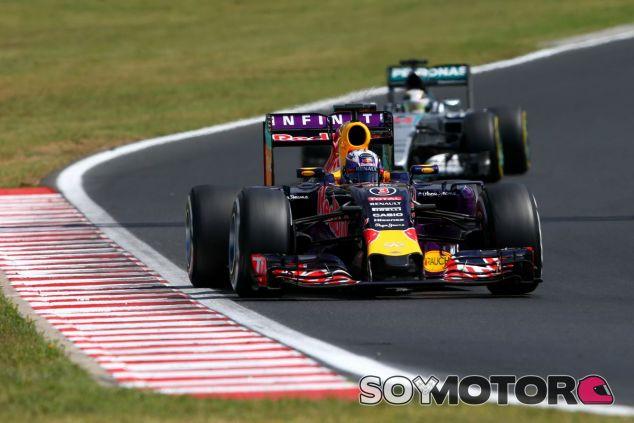 Red Bull y Mercedes podrían estar unidos en 2016 - LaF1