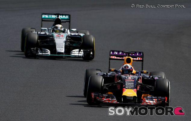 Red Bull podría unirse con Mercedes - LaF1