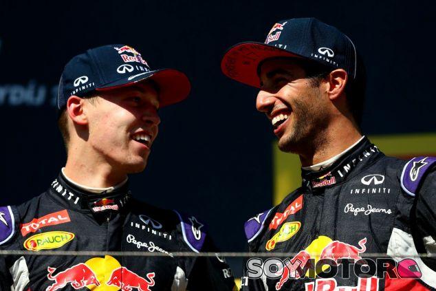 Satisfacción en Red Bull con sus dos pilotos - LaF1