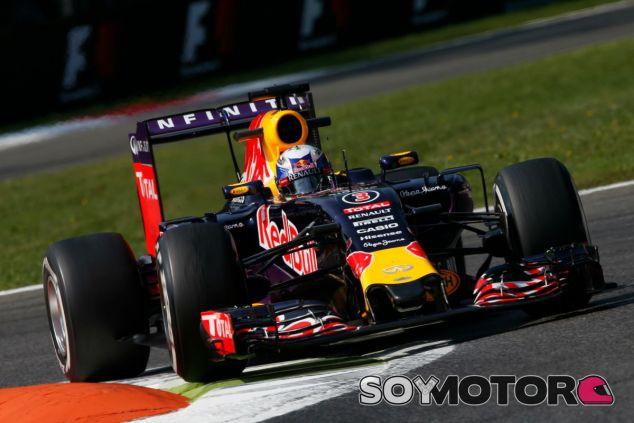 El equipo Red Bull se centra en la carrera - LaF1