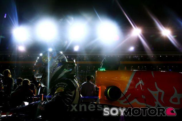 Red Bull no pidió motores Mercedes - LaF1