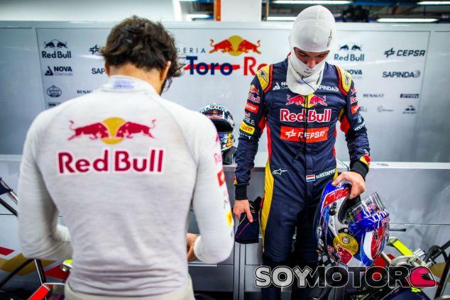 Se enfría la relación entre Verstappen y Sainz - LaF1