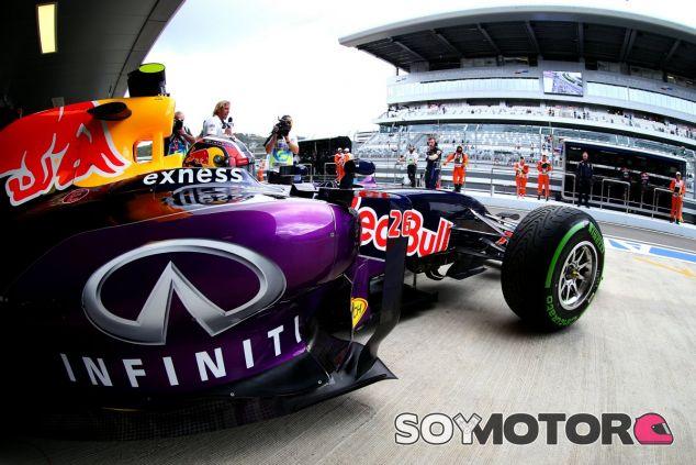 Red Bull tendrá una mejora del motor Renault en Austin - LaF1
