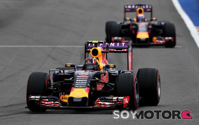 Red Bull se quedará en la Fórmula 1 - LaF1