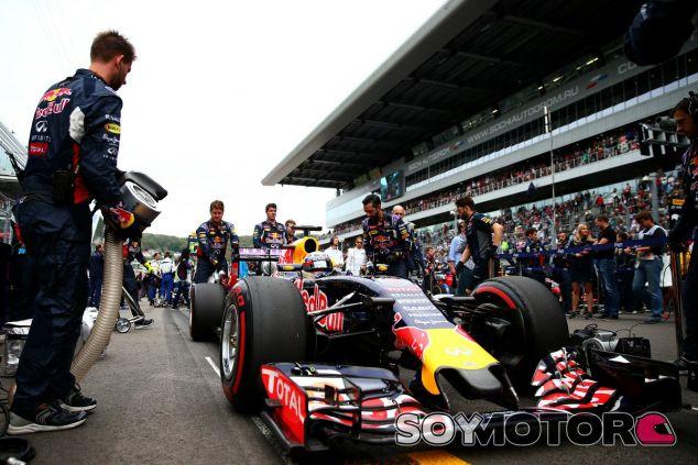 La continuidad de Red Bull sigue en el aire - LaF1