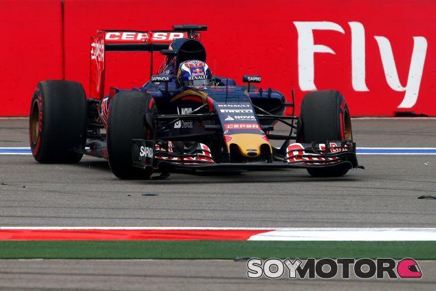 Verstappen estuvo involucrado en el accidente de la salida - LaF1