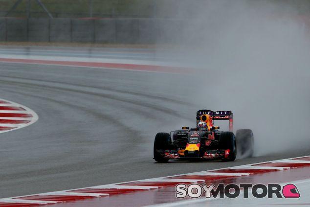Ricciardo saldrá tercero en Austin - LaF1